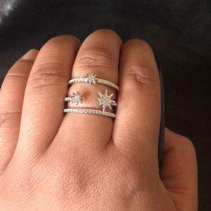 Swarovski Jewelry - Swarovski Fizzy ring set d7e0a90d69